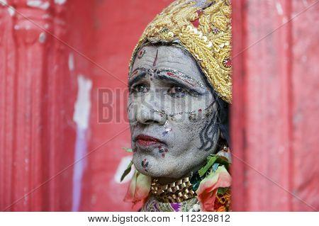 Sadhu of Pushkar.