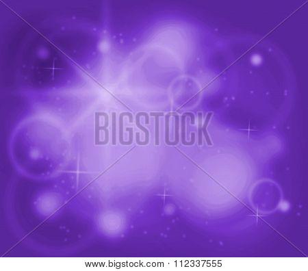 Chakra Purple Color