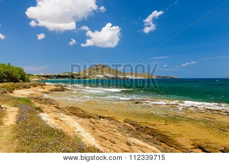Picturesque Sea Coast