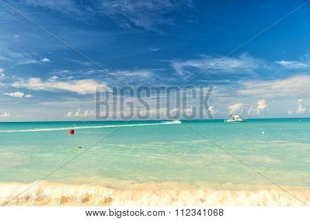 Beautiful Sunny Seascape