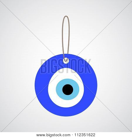 Turkish Amulet - Nazar, Believed To Protect Against The Evil Eye.