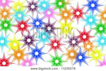 Starry wallpaper