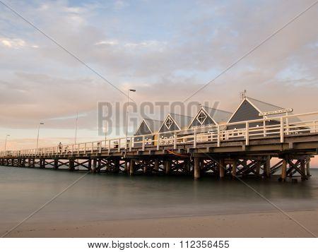 Busselton Jetty Sunset, Western Australia