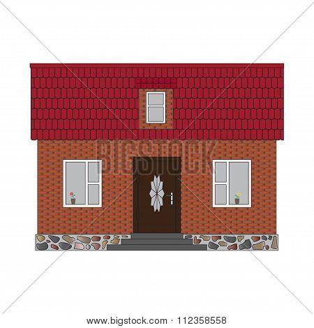 Little House Brick