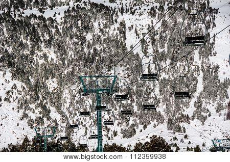 Andorra Winter Resort Granvalira