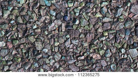Stone Pebble Texture Pattern