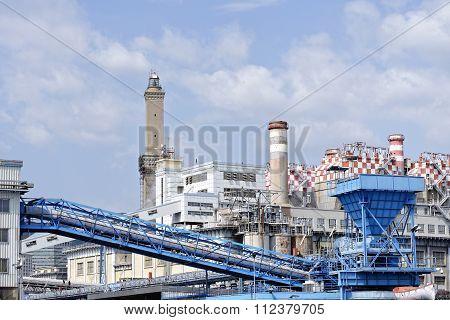 Electic Power Plant