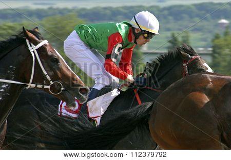 Jockey.