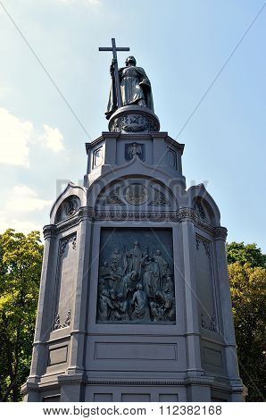 Prince Vladimir Monument, Kiev