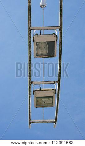 Futuristic Lamp