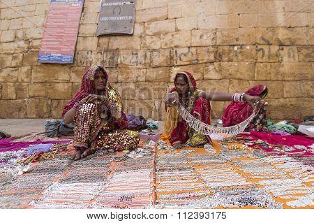 Jaisalmer Streen Vendor