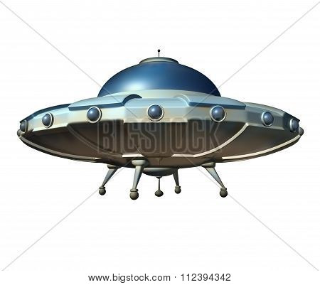 Flying Saucer Spaceship