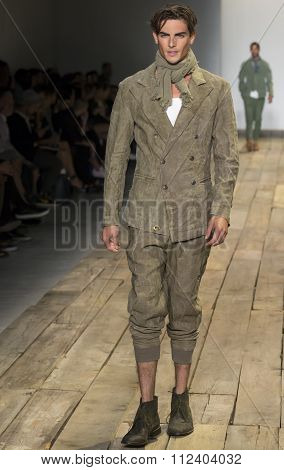 Greg Lauren - Spring Summer 2016 Collection