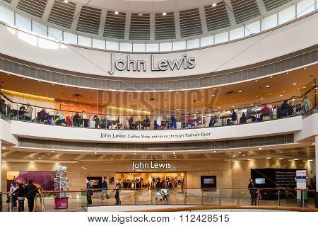 John Lewis Glasgow