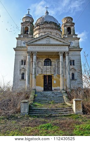 Olld Church Romania Bobda