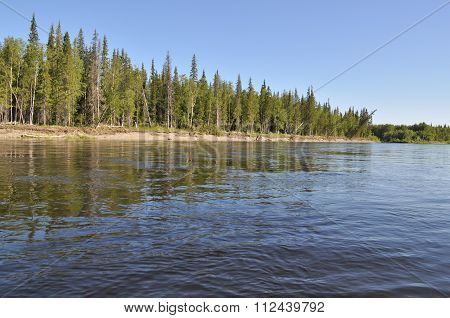 Coast Northern Boreal River.