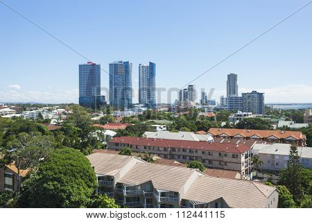 Image Of Buildings In A City