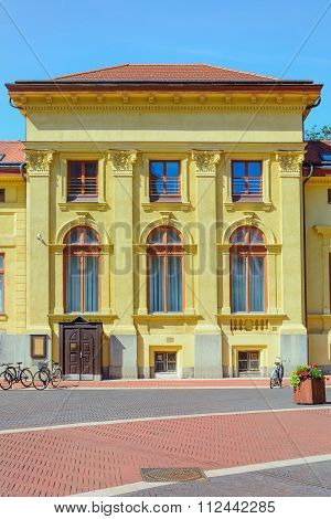House In Szeged