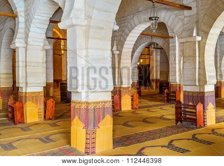 The Arcades Of The Grand Mosque