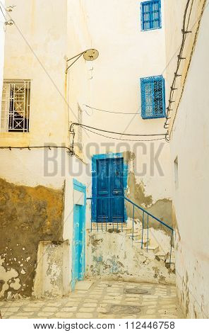 The Old House In Sousse