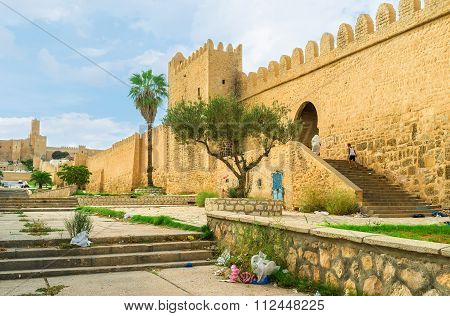 The Fortification Of Sousse