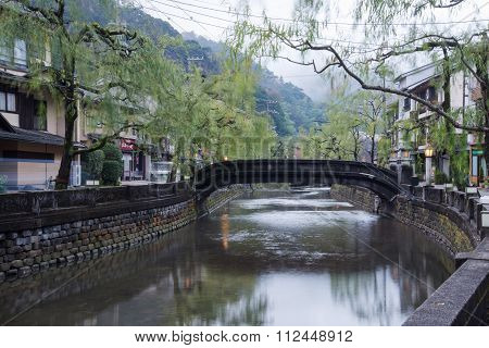 Kinosaki Onsen Town