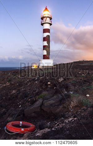 Punta Sardina Lighthouse On Gran Canaria