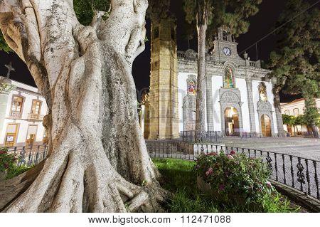 Basilica De Nuestra Senora Del Pino In Teror