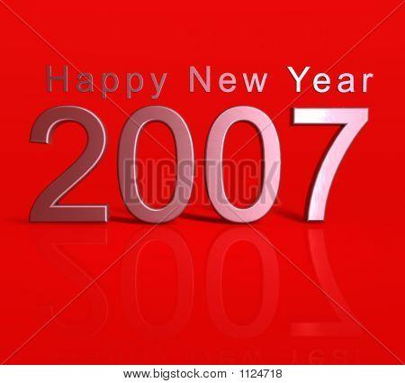 Happy Ny 2007