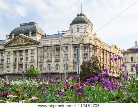 Ministry of Internal Affairs building, Budapest