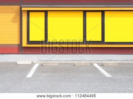 Car parking space