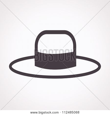 an images of illustration vector Hat Icon