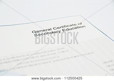 Certificate..