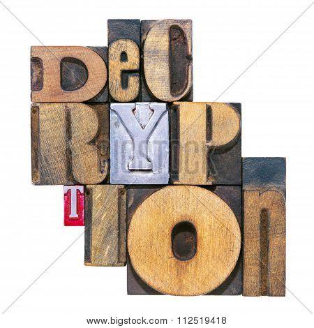 Decryption Mix Isol