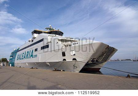 Balearia Ferry Boat Nixe