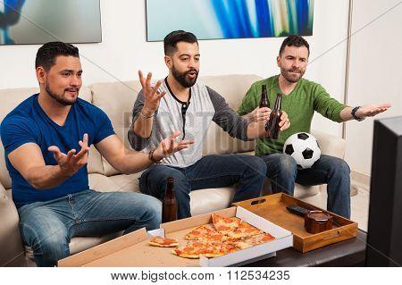 Fans Calling An Unfair Play On Tv