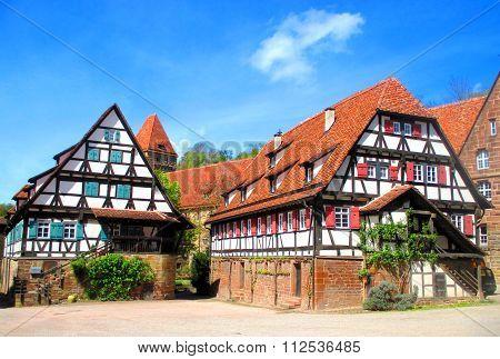 Living Houses In Maulbronn Monastery