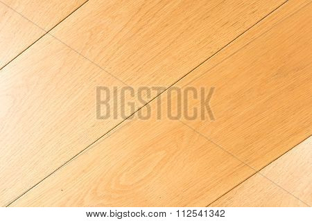 Oak Wood Floor Parquet Detail - Lay Flooring, Diagonal