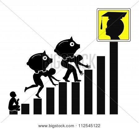 Parents Save Money For Education