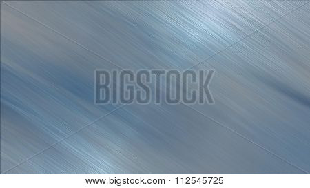 Abstract of many thin horizontal stripes, in cool colors, for decoration and background