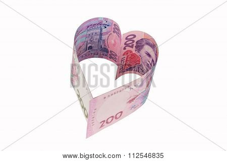 the heart from hryvnia