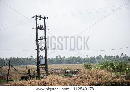 Electric Transformer in Kottayam