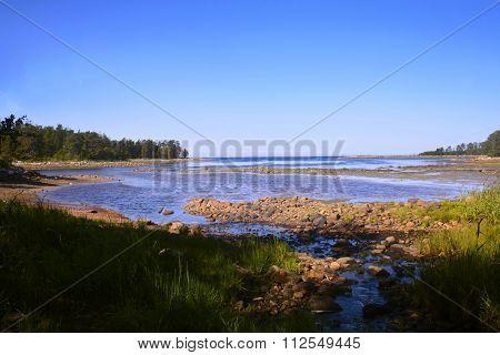 Novososnovy Bay