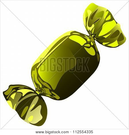 Candy In A Wrapper