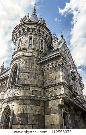 Elements Of Architecture In The Gothic Style
