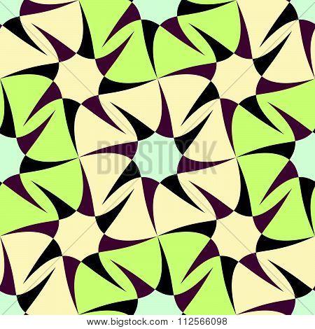 Twister Stars Pattern