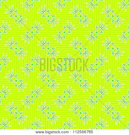 Green Amoeba Texture