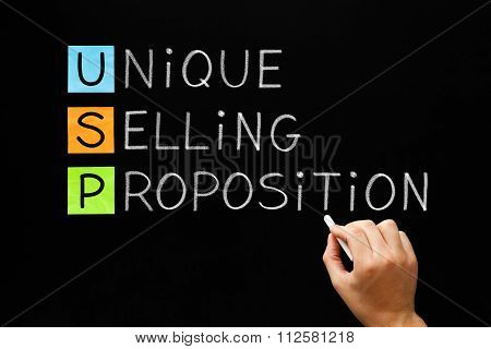 Unique Selling Proposition
