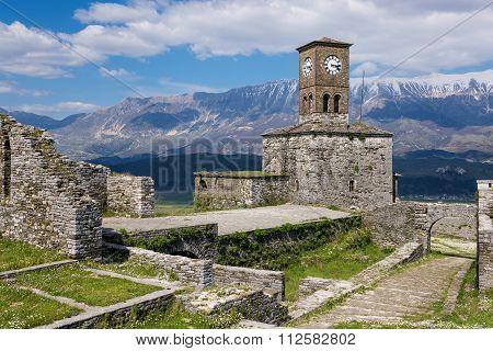 Castle in Albania