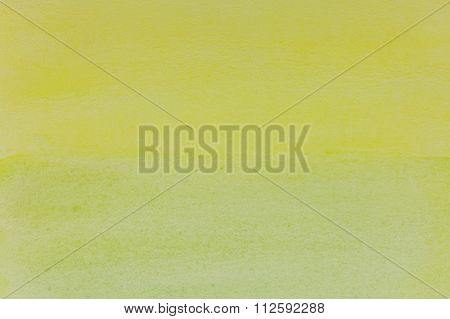 Beautiful Spring Colored Yellow Green Background